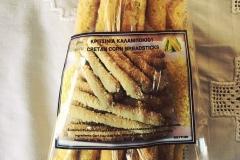 ΚΡΙΤΣΙΝΙΑ ΚΑΛΑΜΠΟΚΙΟΥ corn breadsticks