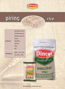 Dincer Rice