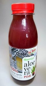 Pomegranate juice with Mastic from Hios