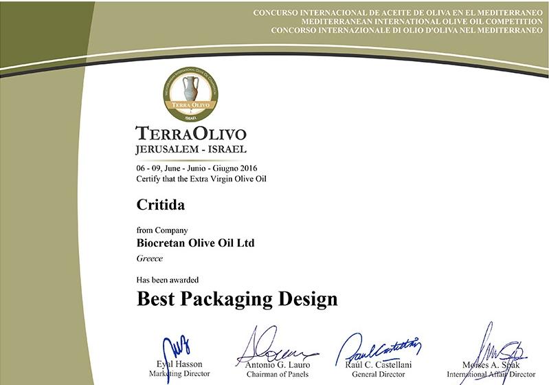 Awards – Certificates
